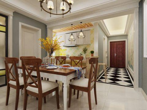餐厅走廊现代简约风格装饰图片