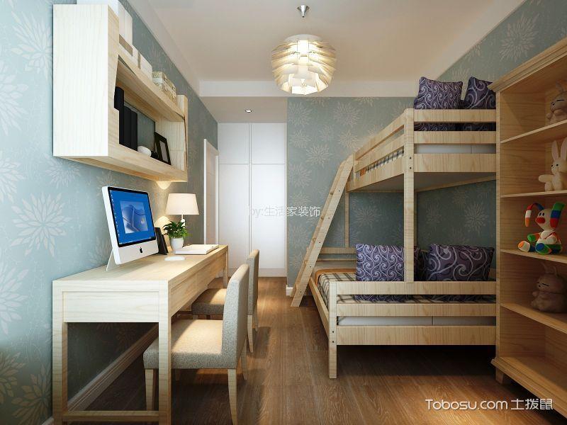 剑桥港湾150平现代简约三居室中装修效果图