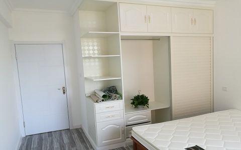 旅顺浪琴湾80平两室一厅现代简约装修效果图