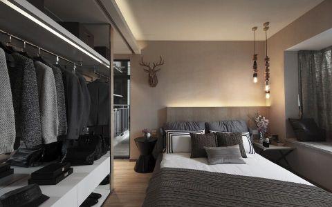 卧室衣柜简约风格效果图