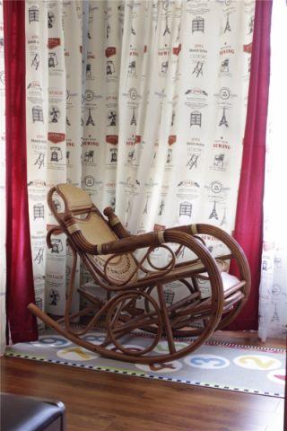 卧室混搭风格装饰设计图片