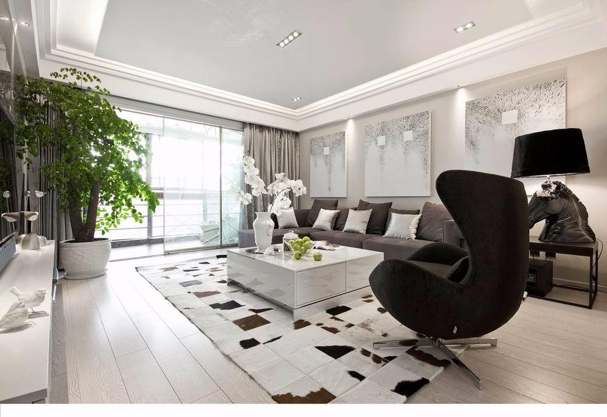 3室2卫2厅238平米现代简约风格