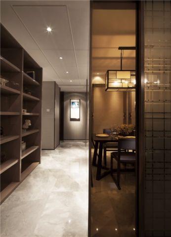 玄关走廊混搭风格装修图片