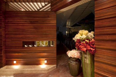 阳台走廊简约风格装饰图片