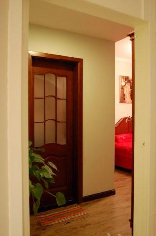 玄关推拉门混搭风格装潢效果图