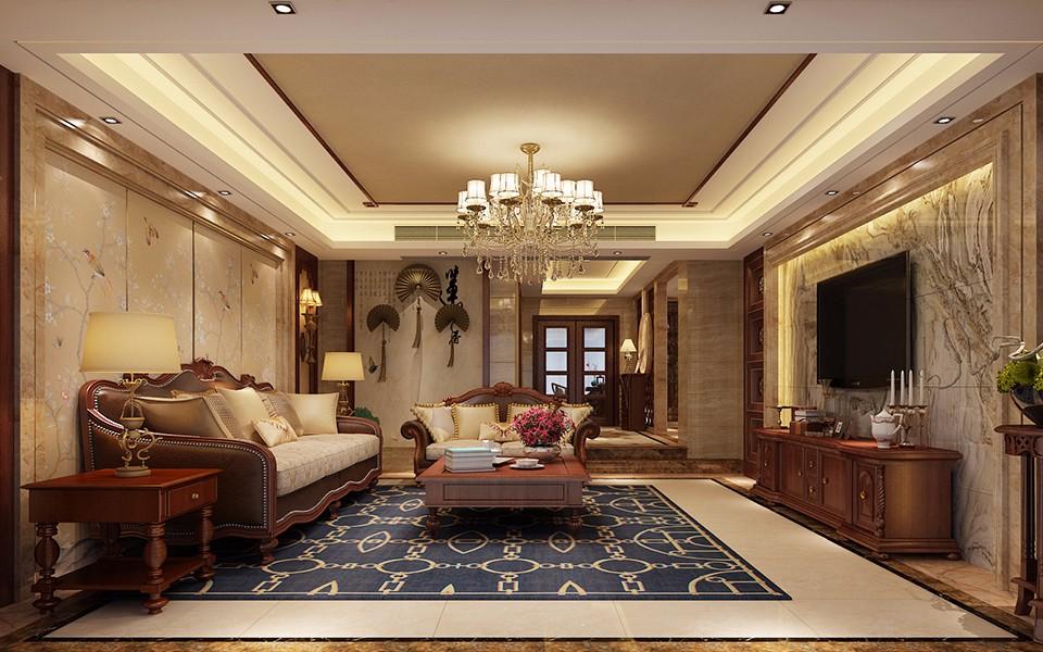 6室3卫2厅新古典风格