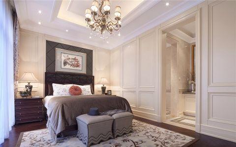 卧室照片墙美式风格装修效果图