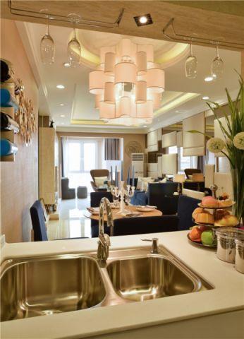 厨房细节现代简约风格效果图