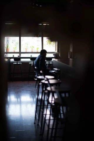 沧口一个人咖啡酒吧装修效果图