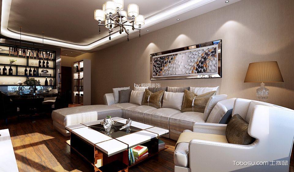 2019现代客厅装修设计 2019现代沙发装修设计图片