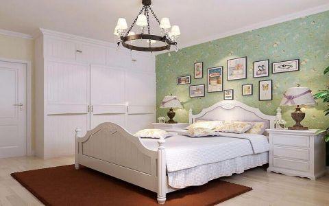 中海御山府110平米现代简约风格三居室装修效果图