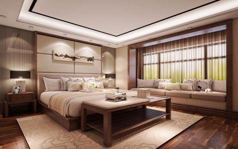 桃李王巷89平米简欧风格二居室装修效果图