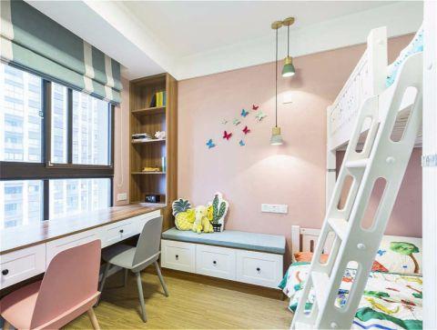儿童房吊顶现代风格装修图片