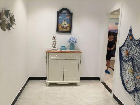 玄关走廊地中海风格装修效果图