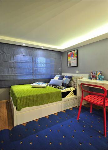 卧室榻榻米现代简约风格装修效果图