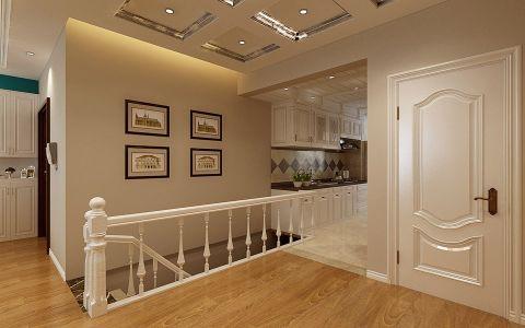细节走廊简欧风格装潢设计图片