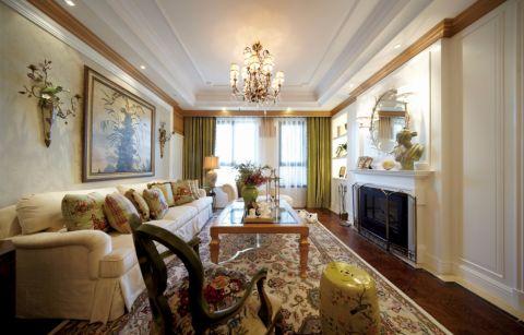 8.2万预算90平米三室两厅装修效果图