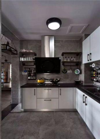 厨房背景墙现代风格装饰图片