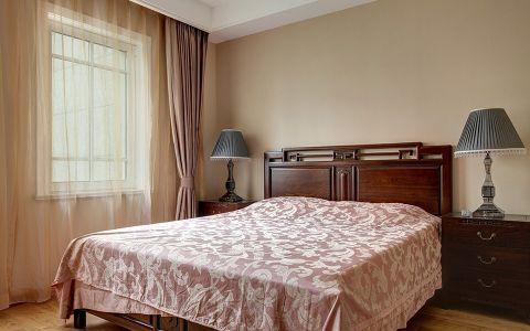 卧室床头柜现代风格装饰图片
