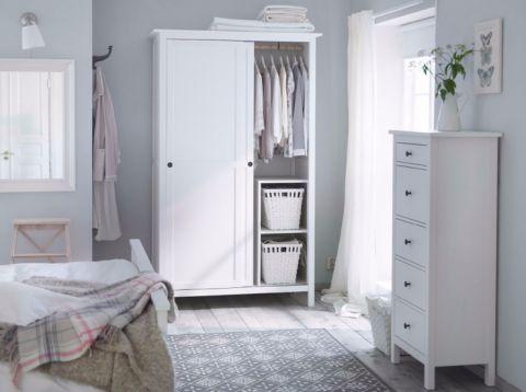 卧室衣柜简约风格装修图片