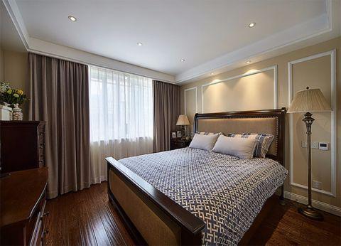 黄龙溪谷440平米简美风格独栋别墅装修效果图