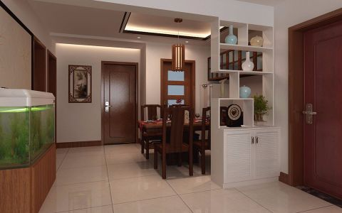 2021新古典120平米装修效果图片 2021新古典套房设计图片