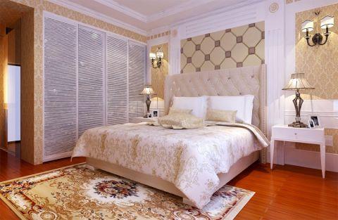 卧室衣柜欧式风格装修设计图片