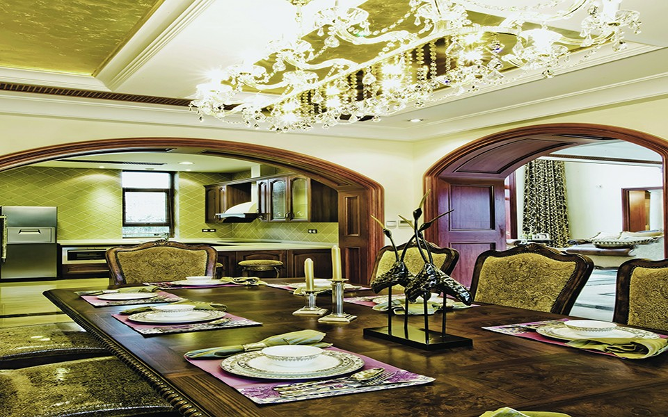 7室3卫5厅200平米欧式风格