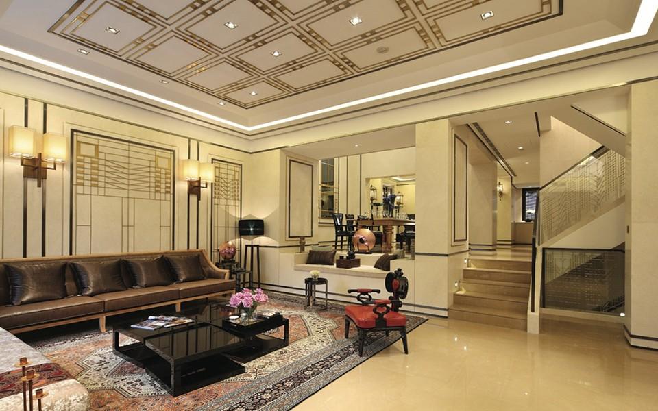 8室6卫5厅200平米中式风格