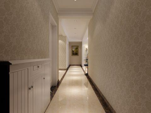 玄关走廊现代风格装修图片