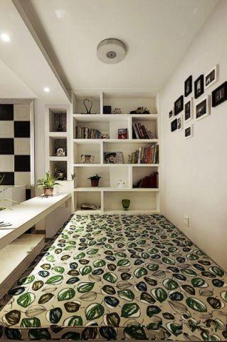 儿童房照片墙现代简约风格装修效果图
