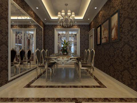 厨房门厅欧式风格装修效果图