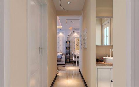 玄关走廊简约风格装修效果图