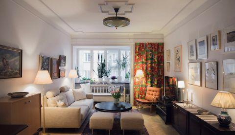 客厅细节北欧风格装修设计图片