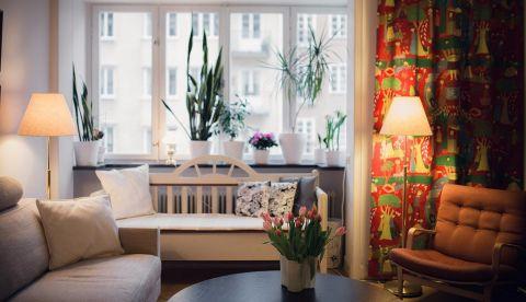 客厅榻榻米北欧风格装修效果图