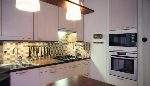 厨房细节北欧风格装饰效果图