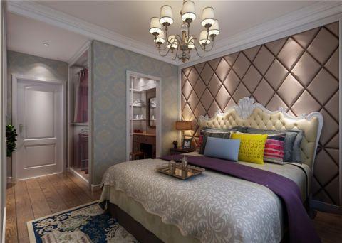 卧室门厅欧式风格装修图片