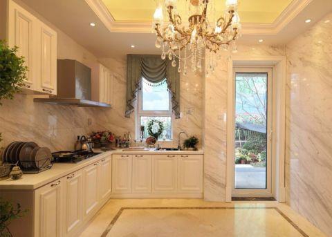 厨房吊顶法式风格装饰图片