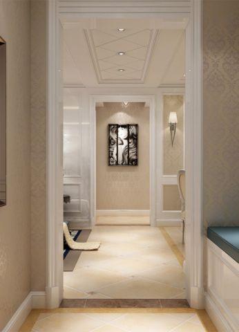 玄关走廊古典风格装修图片