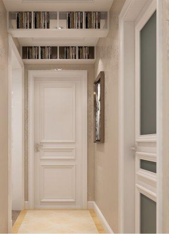 玄关门厅古典风格装饰图片