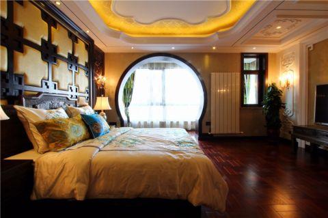 卧室窗台中式风格装修图片