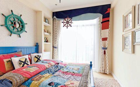 卧室橱柜田园风格效果图
