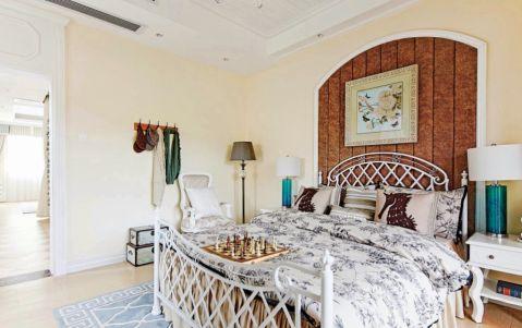卧室细节田园风格装饰设计图片