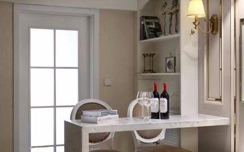 客厅吧台现代风格装修图片