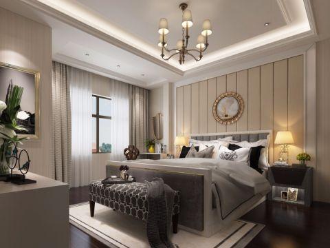 卧室细节后现代风格装潢图片