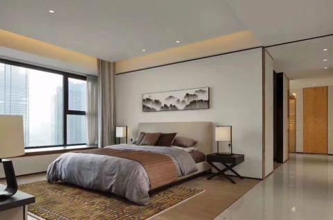 卧室飘窗新中式风格装潢图片