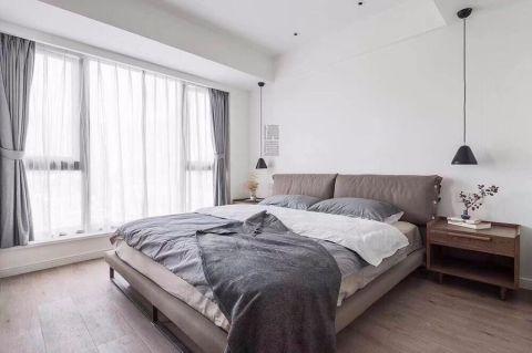 卧室窗台现代风格装修设计图片