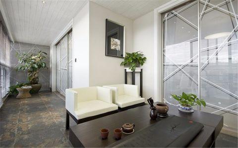 阳台走廊简约风格装修图片