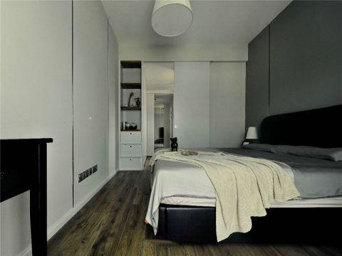 卧室衣柜北欧风格效果图