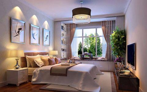 卧室照片墙欧式风格装潢图片